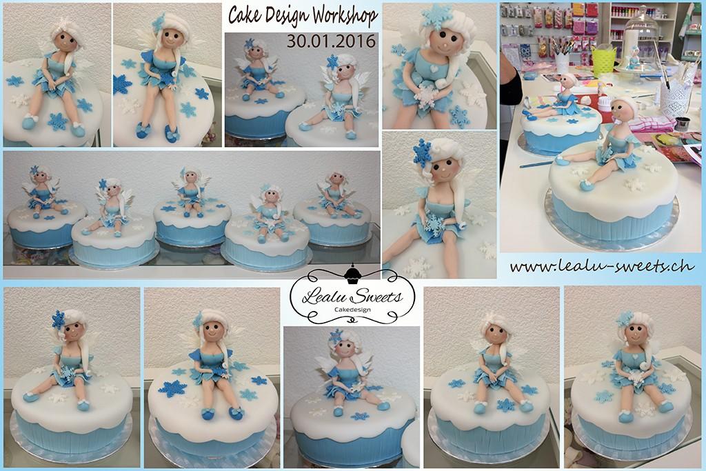 Cake Design Deko Workshop
