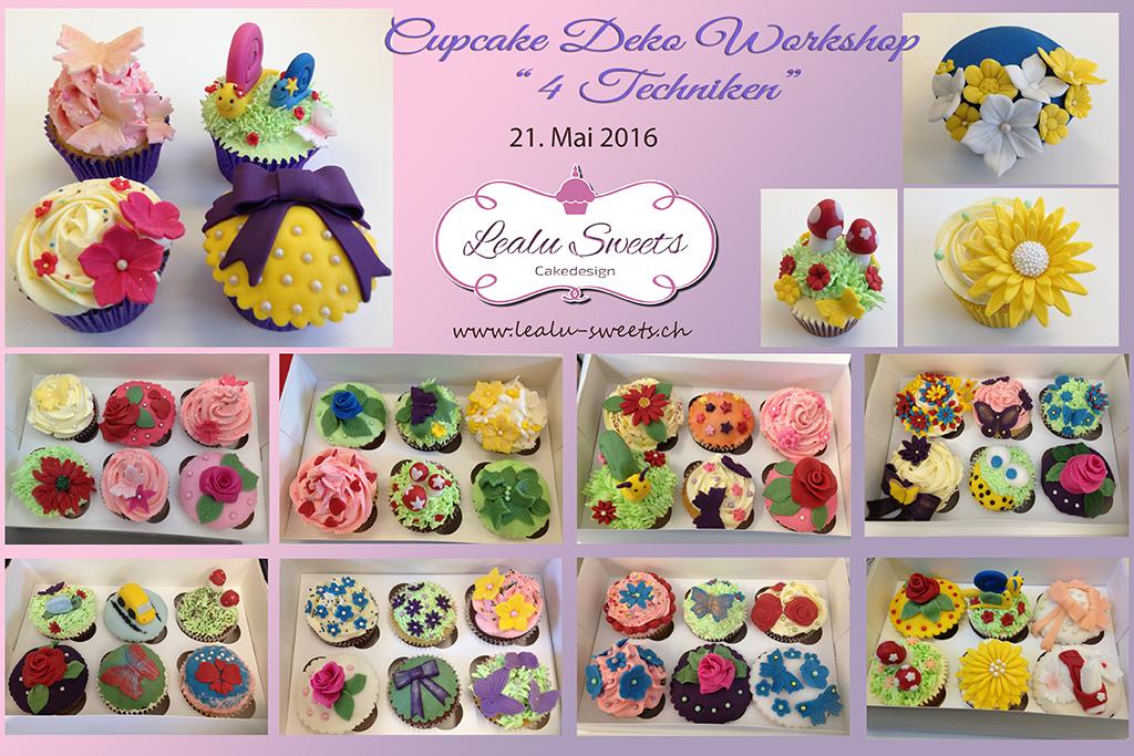 cupcakes deko workshop 4 techniken mai 2016 lealu sweets. Black Bedroom Furniture Sets. Home Design Ideas