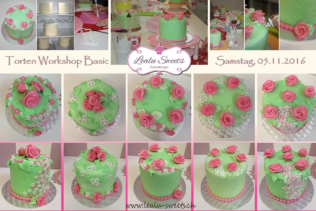 Torten Workshop