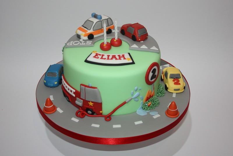 Auto Torte Lealu Sweets