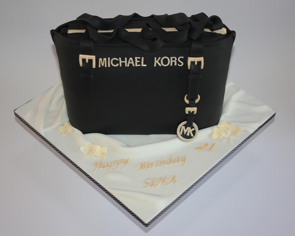Handtasche Michael Kors Torte – Lealu Sweets