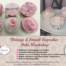 Vintage & Stencil Cupcakes Deko Workshop